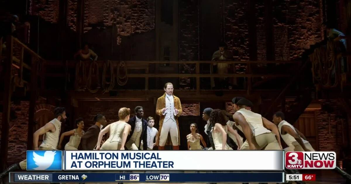 """Interview with the cast of """"Hamilton"""""""