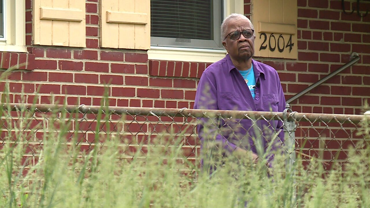Abandoned home neglected despite years of citations: 'Fine them or whatever you have todo'