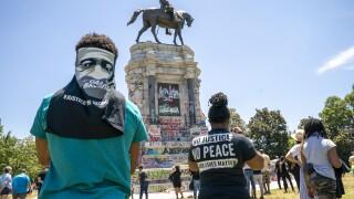 America Protests Confederate Monuments