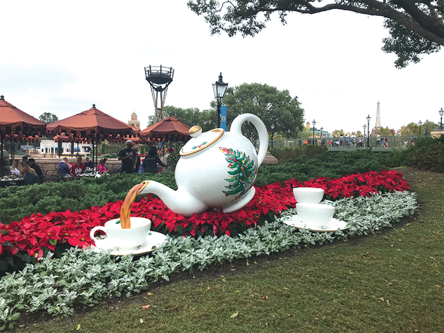 Epcot's Festival of the Holidays 2017: Celebrate Christmas around the world