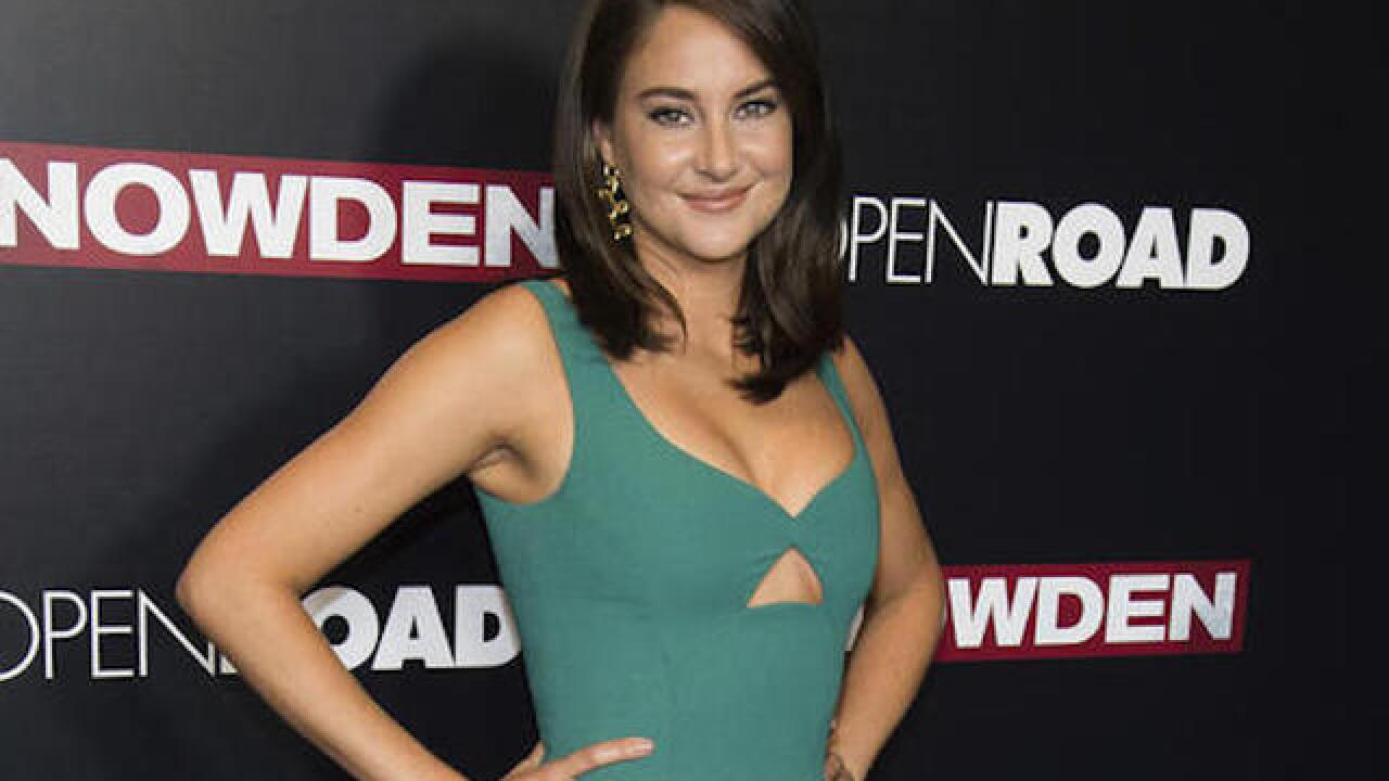 Shailene Woodley faces Oct. 24 court date in Dakota Access protest