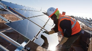 First Solar Agua Caliente Plant