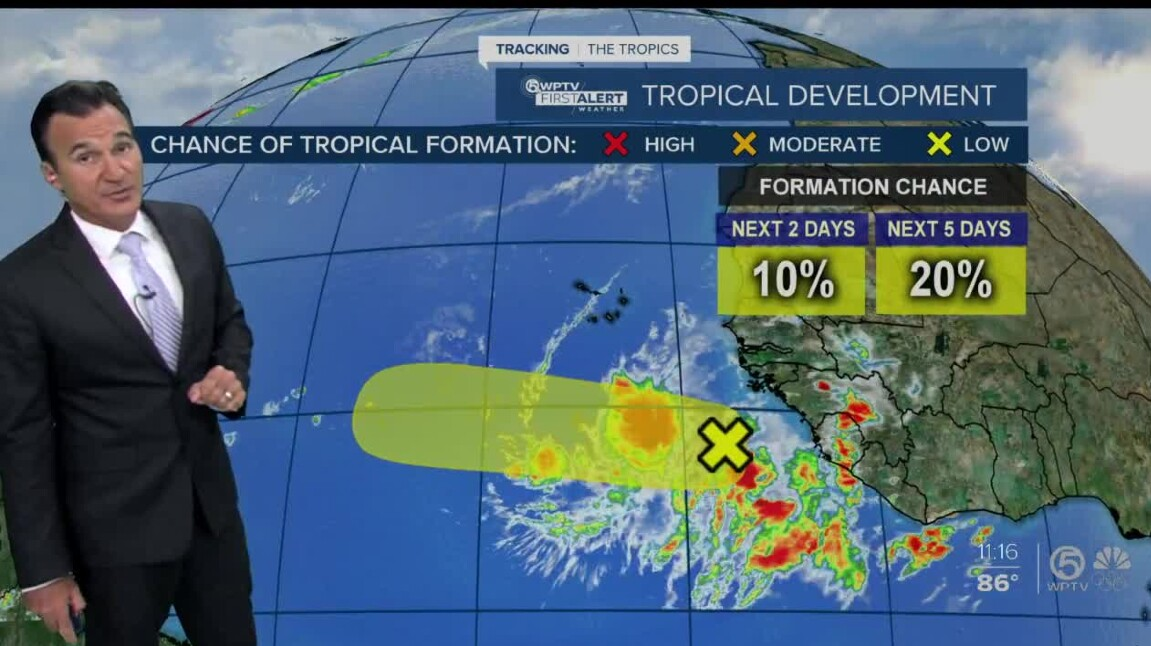 An area of potential tropical development off the coast of Africa on June 14, 2021 .jpg