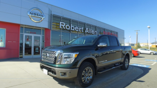 Why the Nissan Titan is the Perfect Truck for Montana