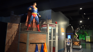 """Hall of Heroes"" Exhibit at MODS"