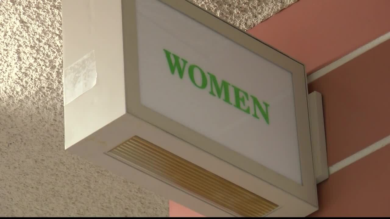 Womens Bathroom