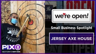 Small Business Spotlight: Jersey Axe House