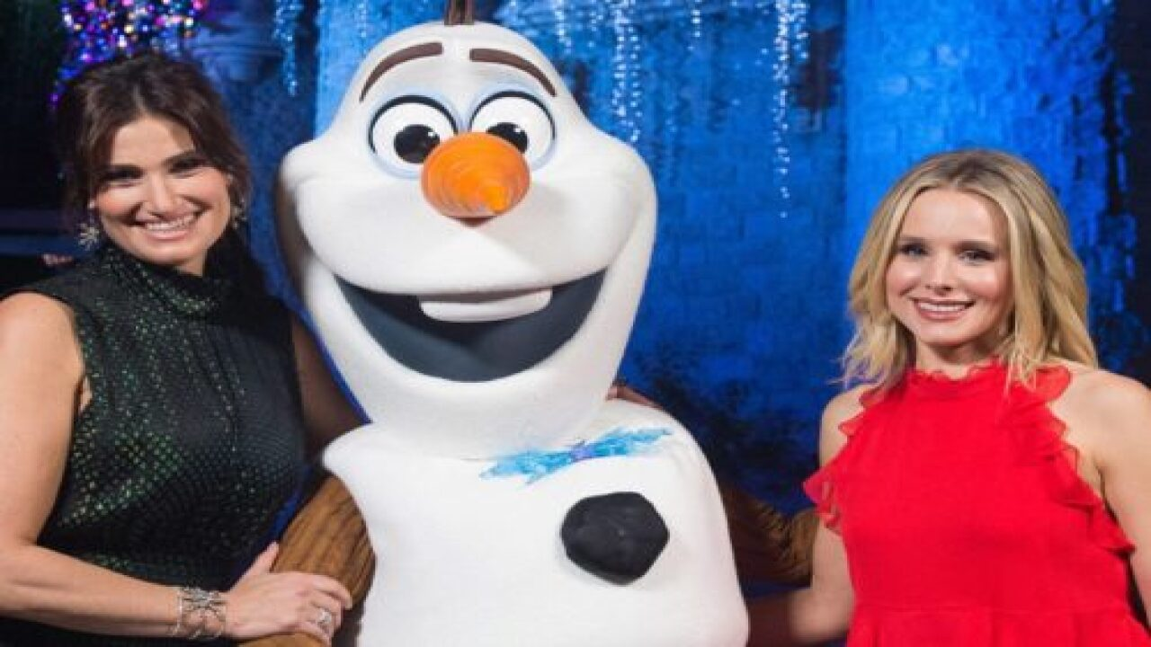 Kristen Bell And The Cast Of 'Frozen 2' Joined James Corden For A 'crosswalk Musical' And It Was Hilarious