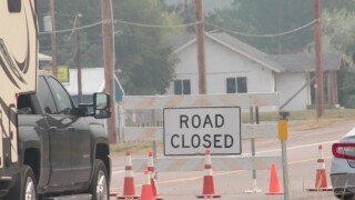 Boulder 2700 fire road closure