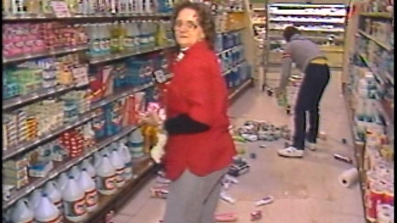 1986 Earthquake