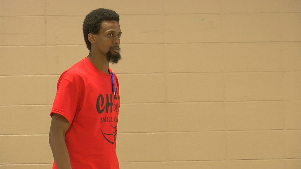 Hammonds gives back to Cairo with 8th Annual Skillz Camp