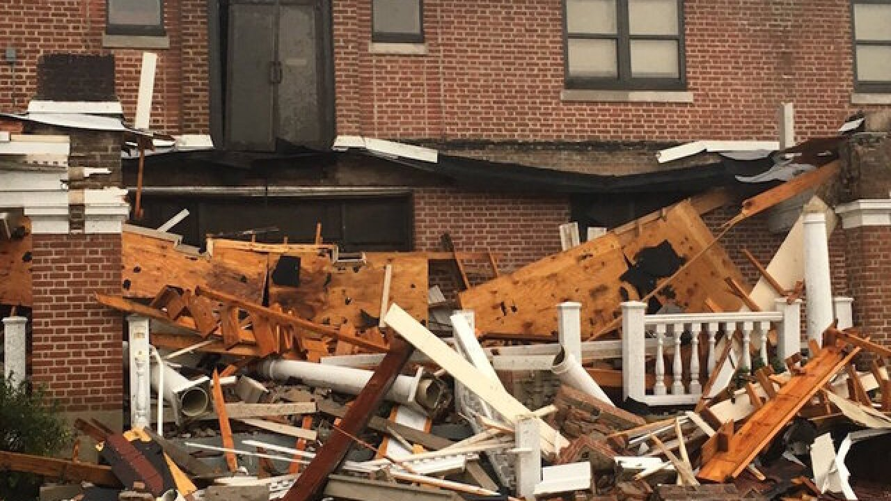 Tornado kills at least 3, causes 'massive damage' in south