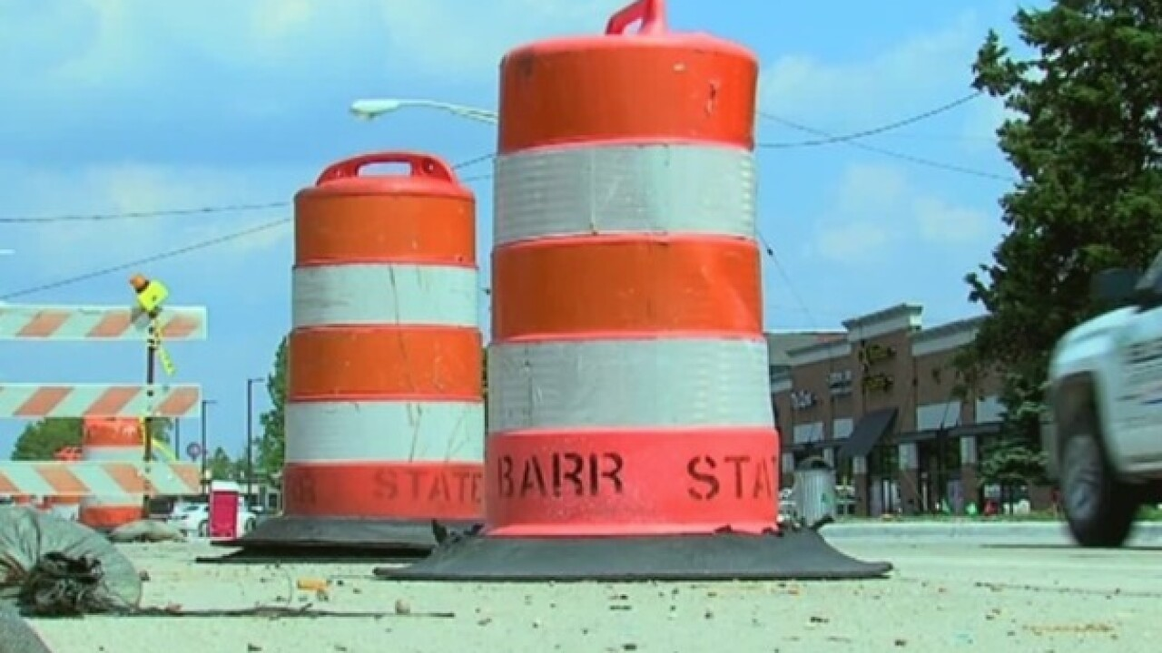 VOTE NOW: Who is to blame for the road work stoppage?