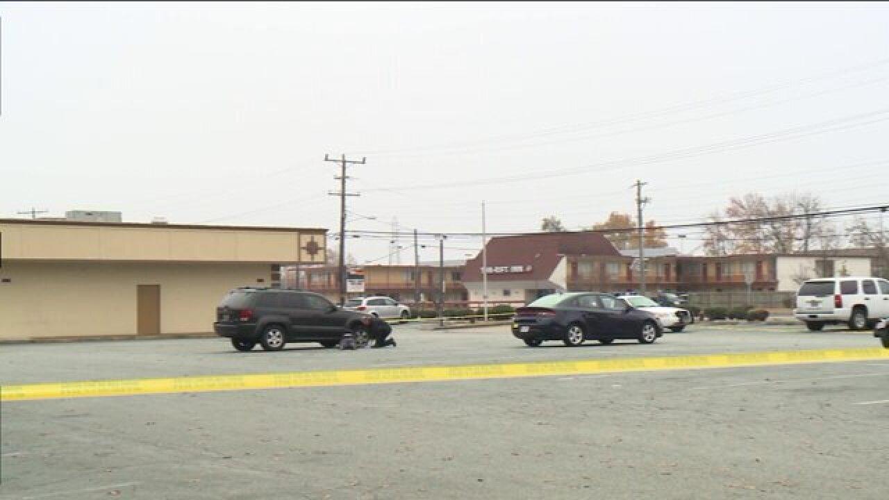 UPDATE: Five men shot outside of Deja Vu Restaurant in NewportNews