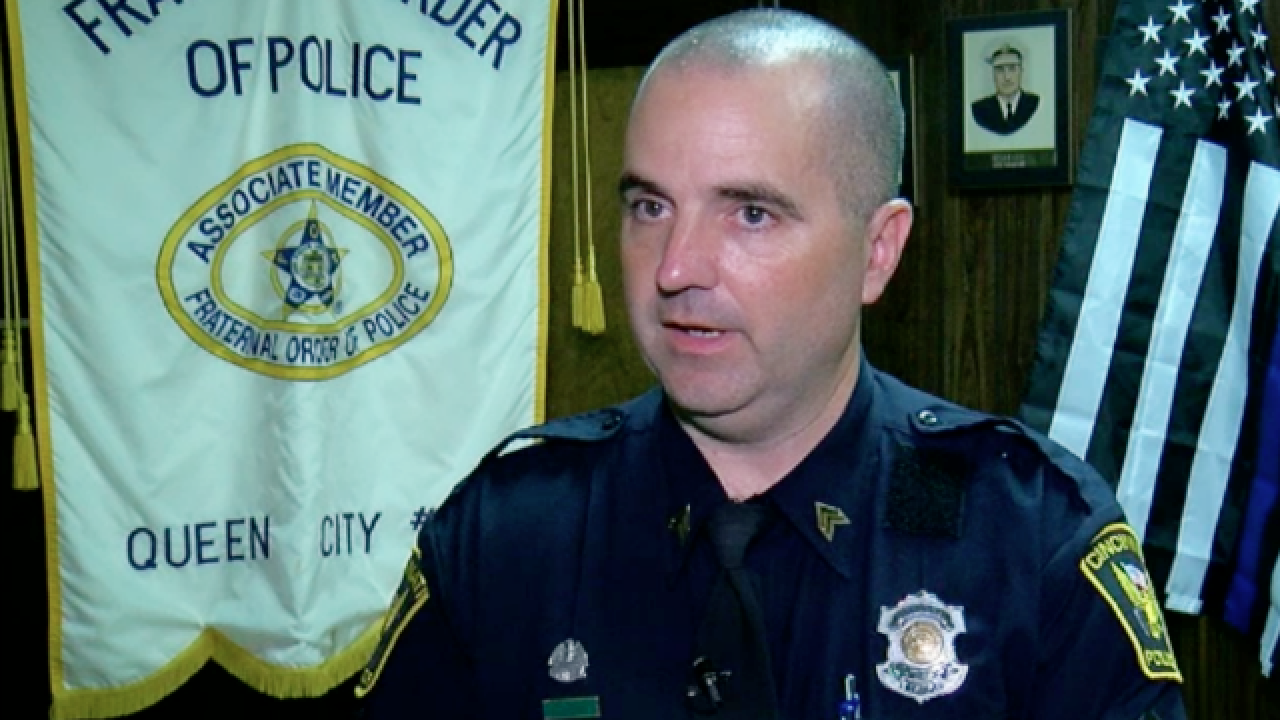 Cincinnati police pay raises: FOP approves new contract with the City of Cincinnati
