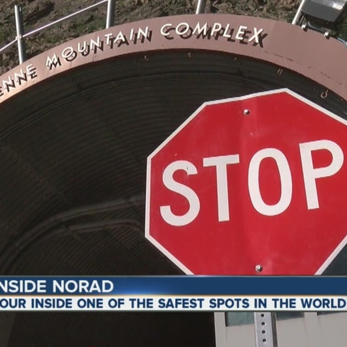 13 Secrets Of NORAD And Cheyenne Mountain