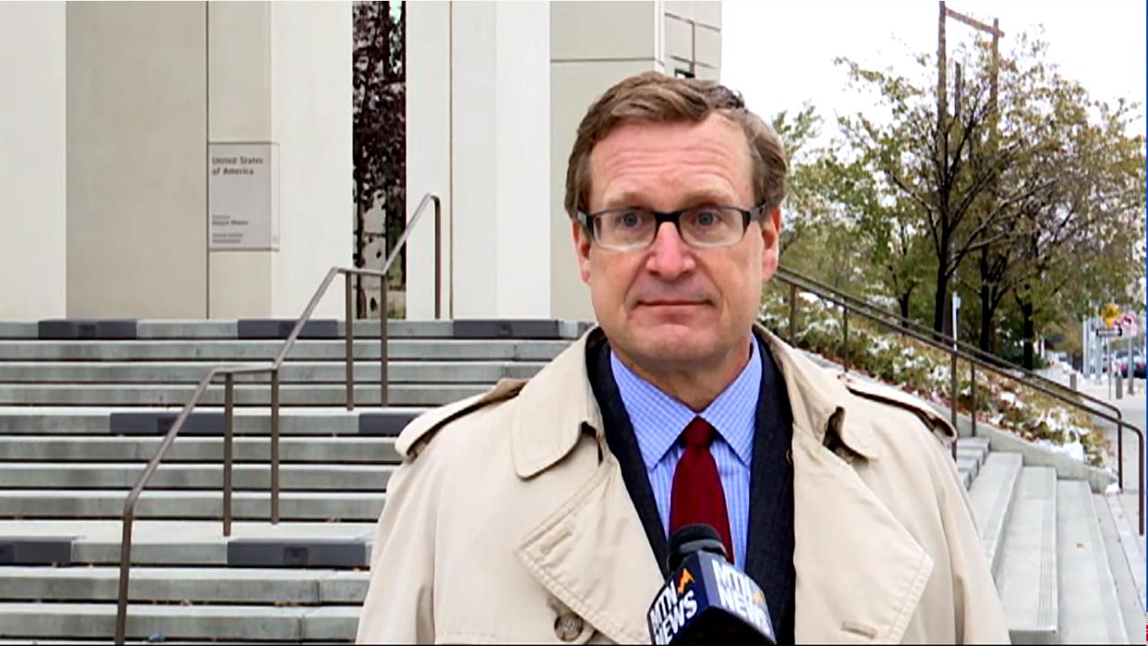 U.S. attorney from Montana Alme announces resignation