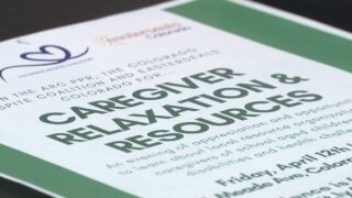 Nonprofit offering free 'spring break relaxation event for caregivers