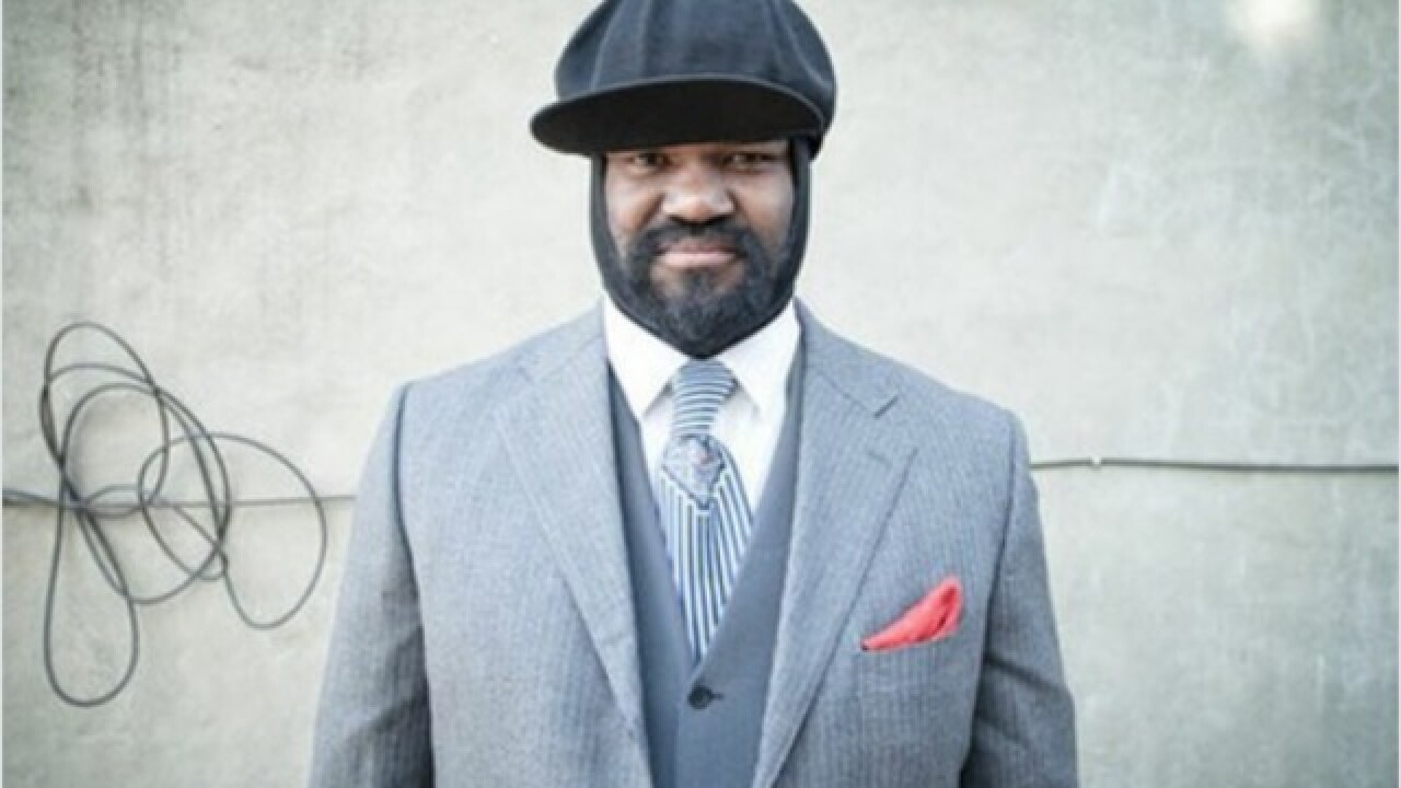 Gregory Porter comes to Bakersfield in December