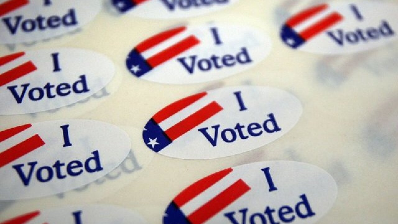 Indiana residents have until Oct. 9 to register to vote
