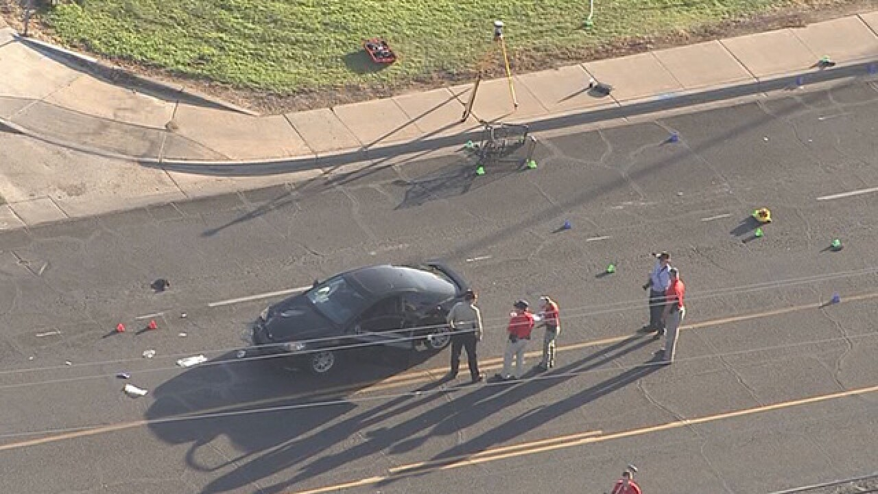 Pedestrian hit, killed near 23rd Ave/Cactus Road