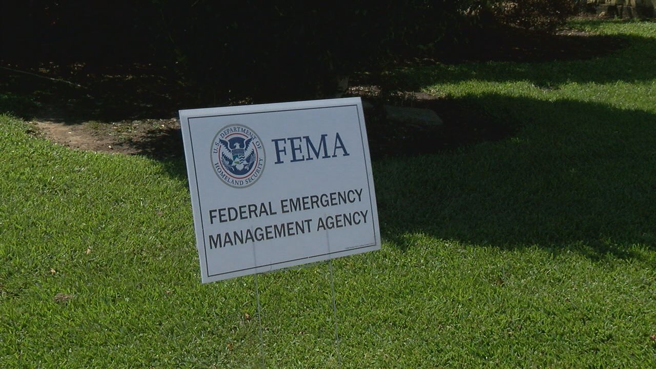 FEMA Disaster Recovery Center opens in Morgan City