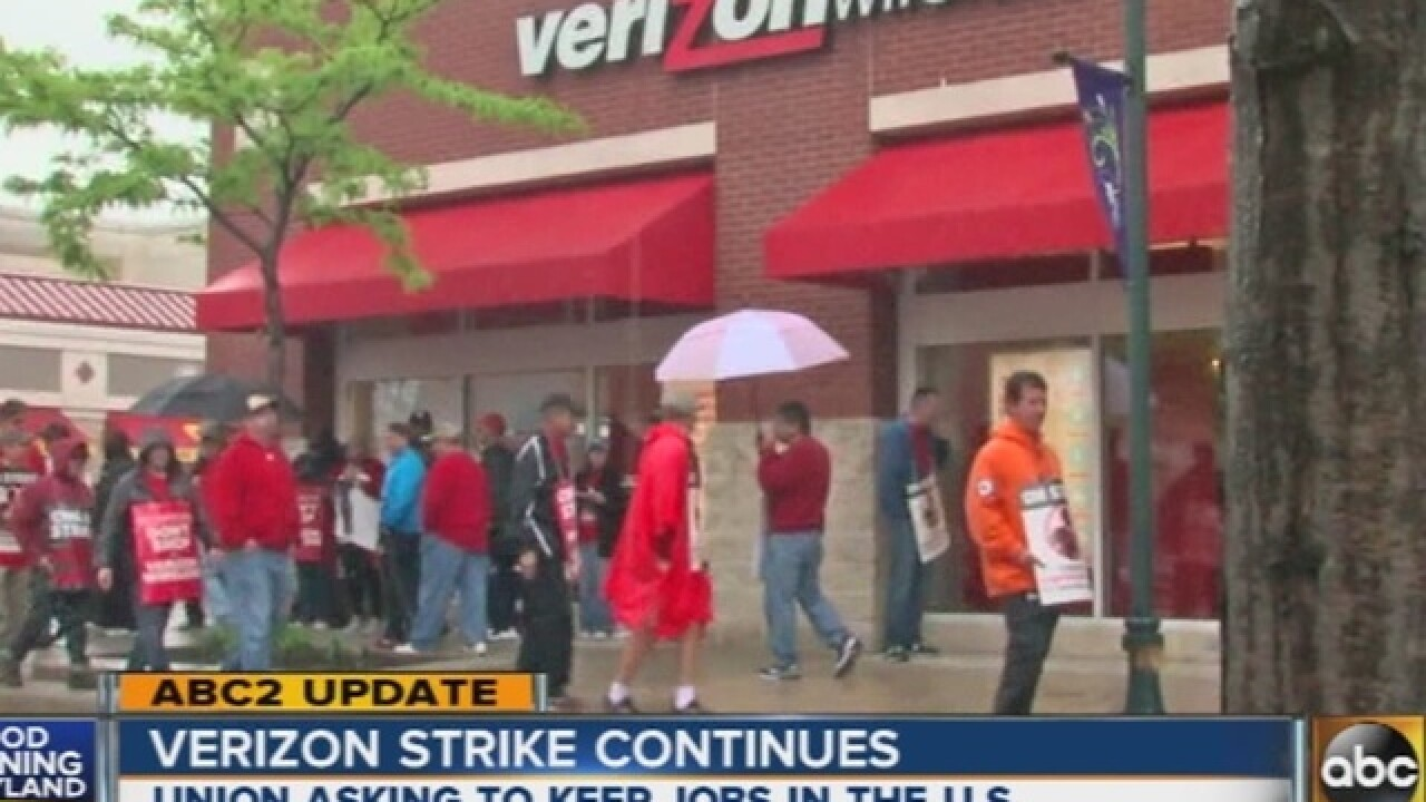 How Verizon strike impacts workers, employers