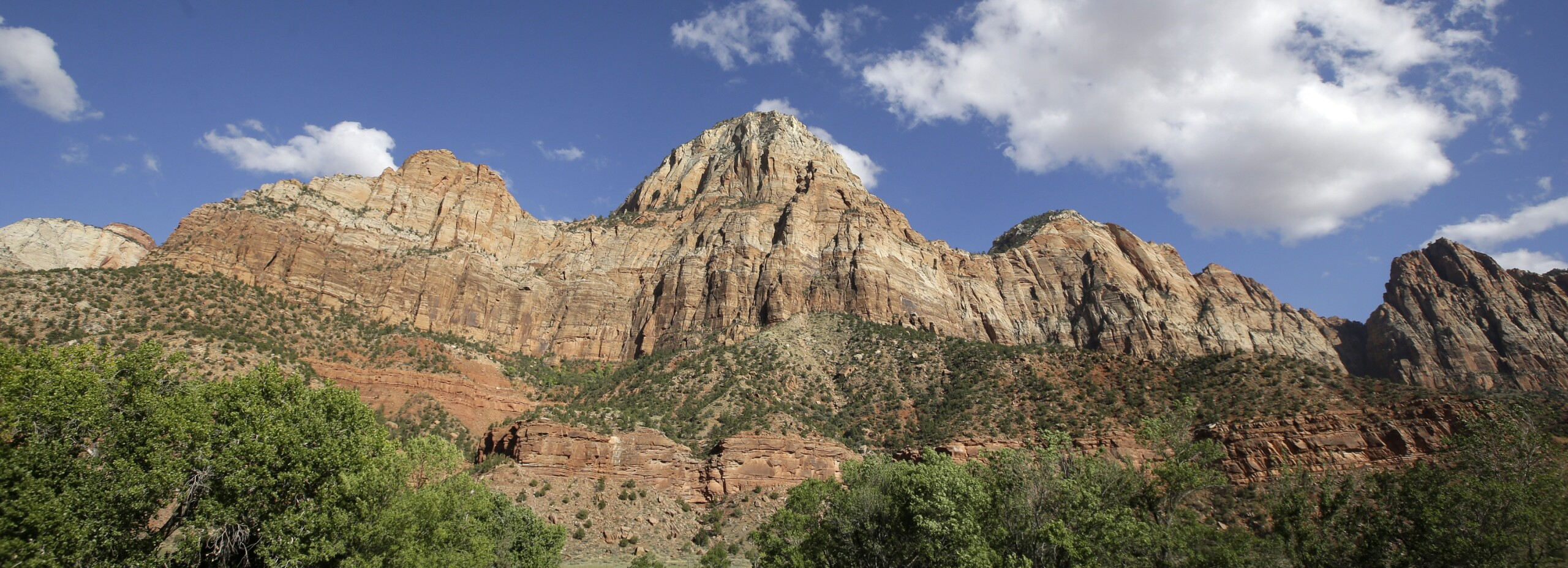 Zion National Park Base Jumping