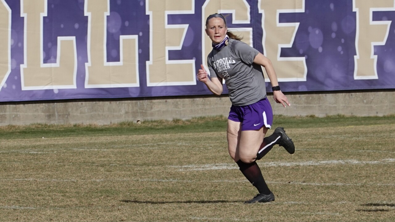 From saving, scoring shots to saving lives: Carroll College soccer players ready for life as nurses