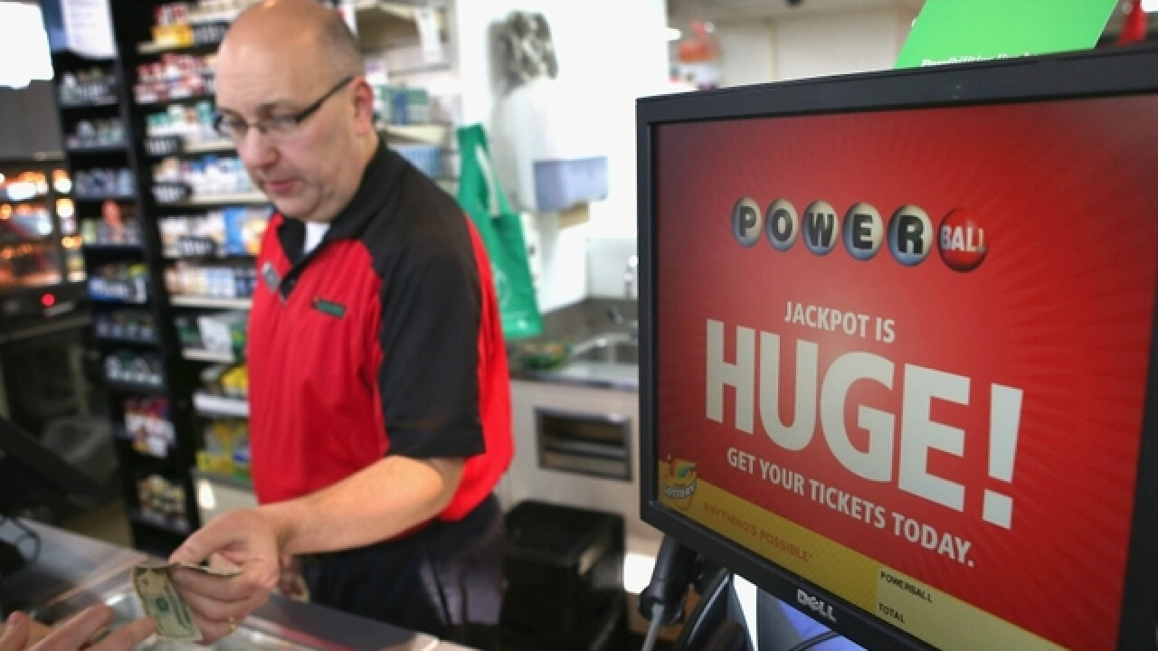 Powerball lottery drawing for January 3, 2018: No winning