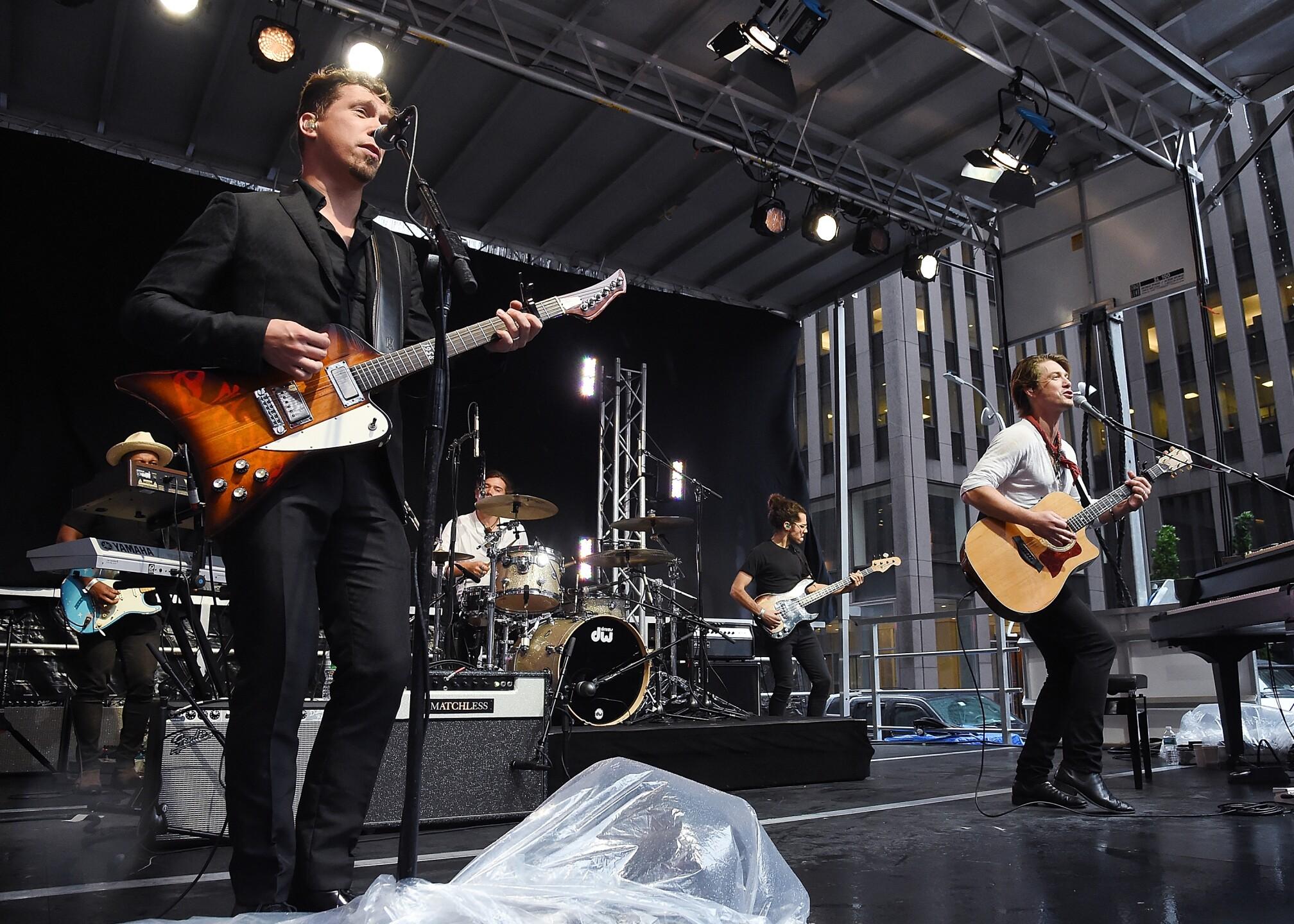 Hanson to perform at Summerfest 2019.