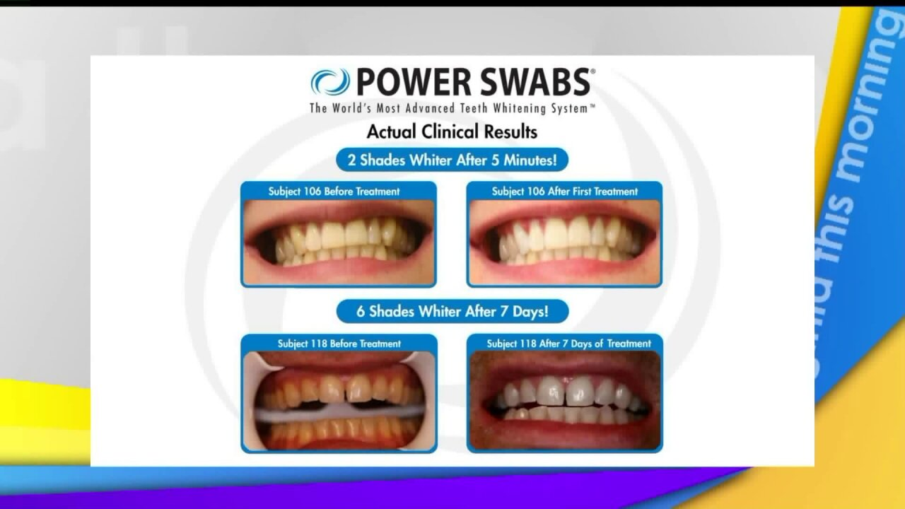 The Most Advanced Teeth Whitening System