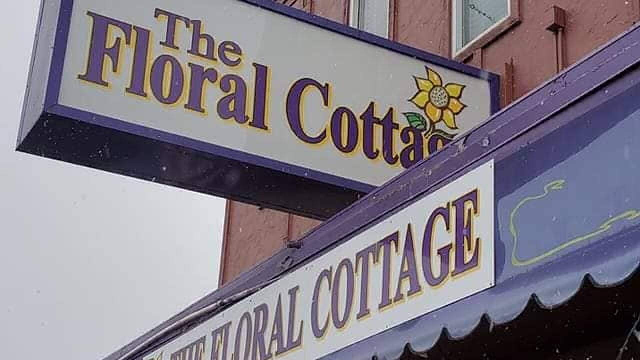 The Floral Cottage