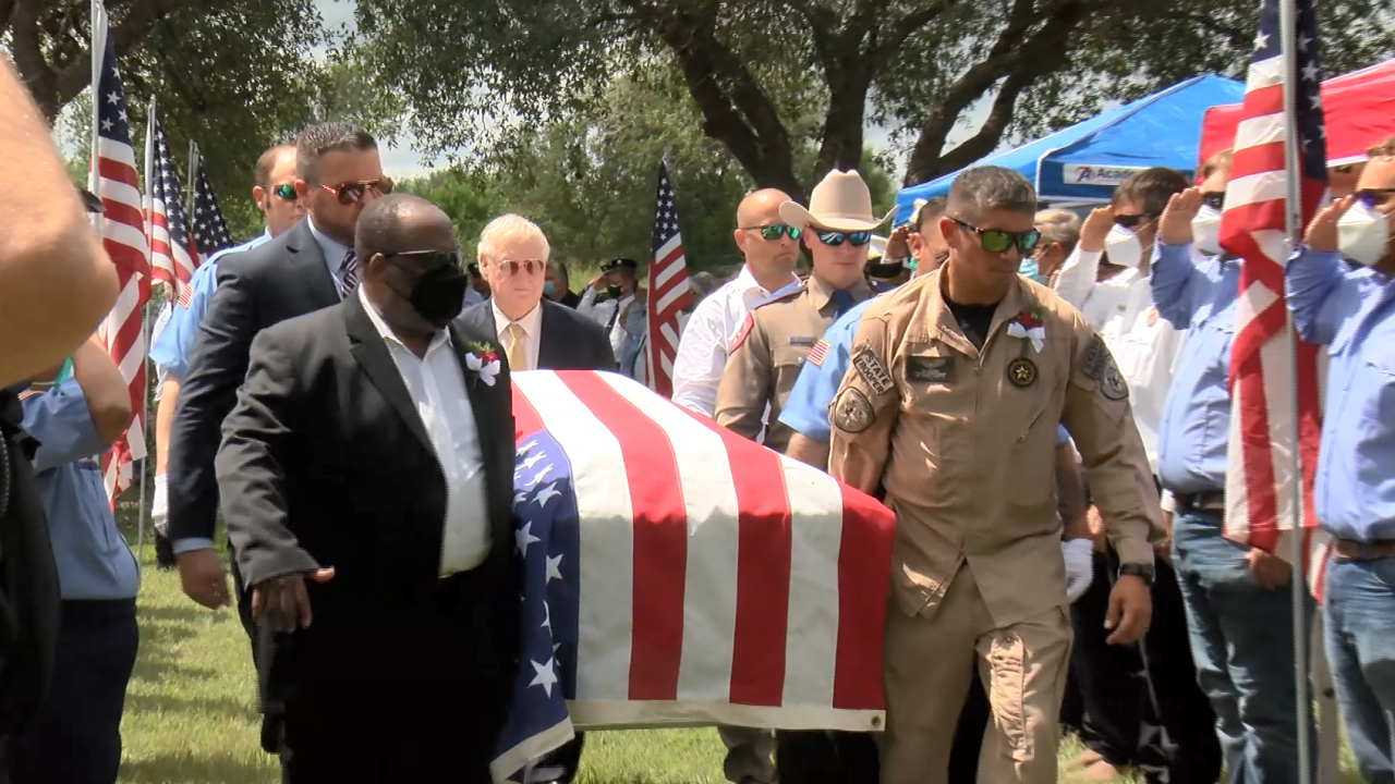 Don Pullin funeral.PNG