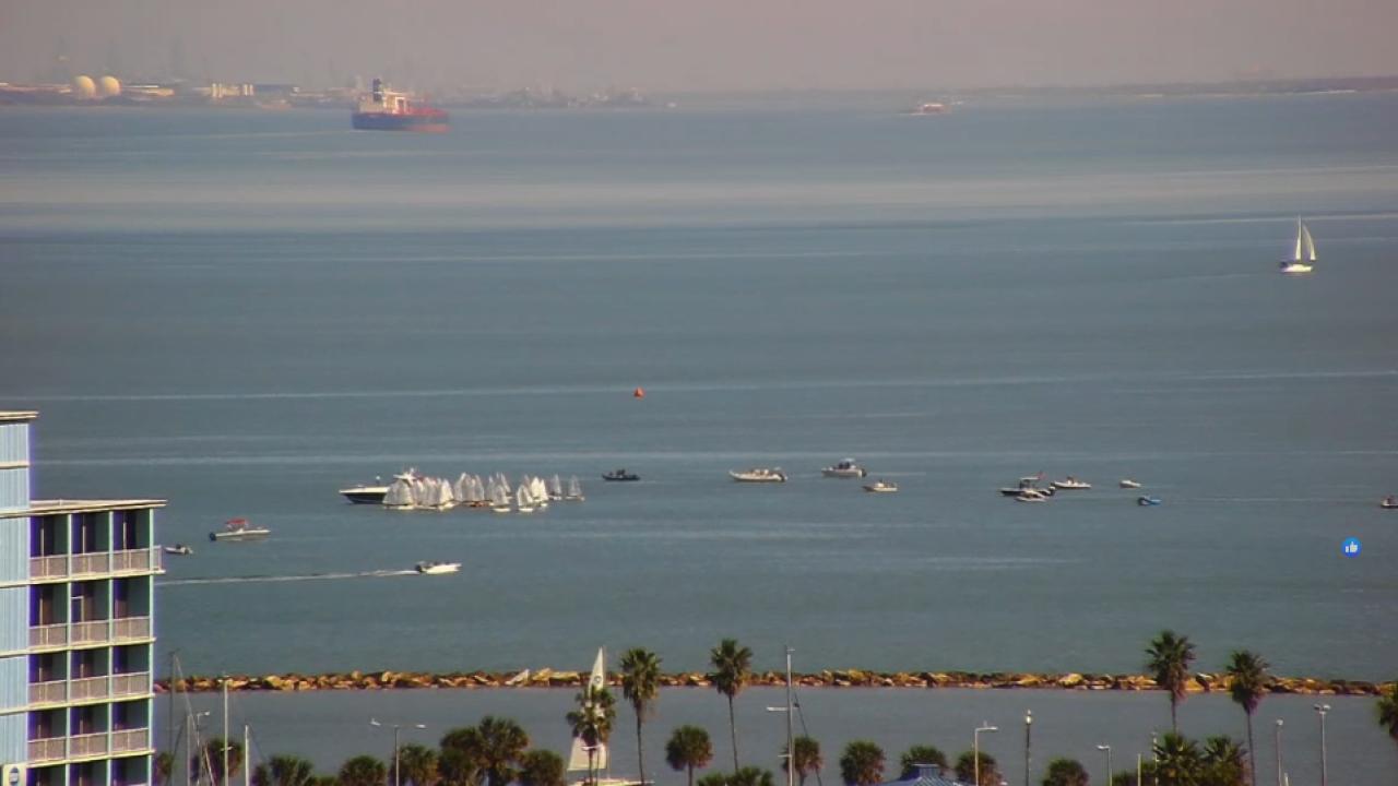 Corpus Christi Yacht Club's Changes in L'Attitude Race