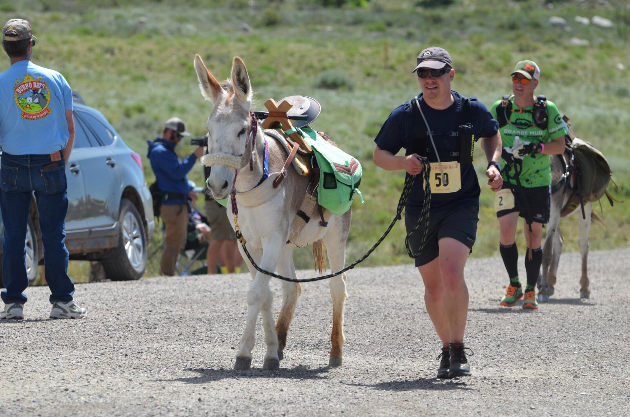 71st World Championship Pack Burro Race 38