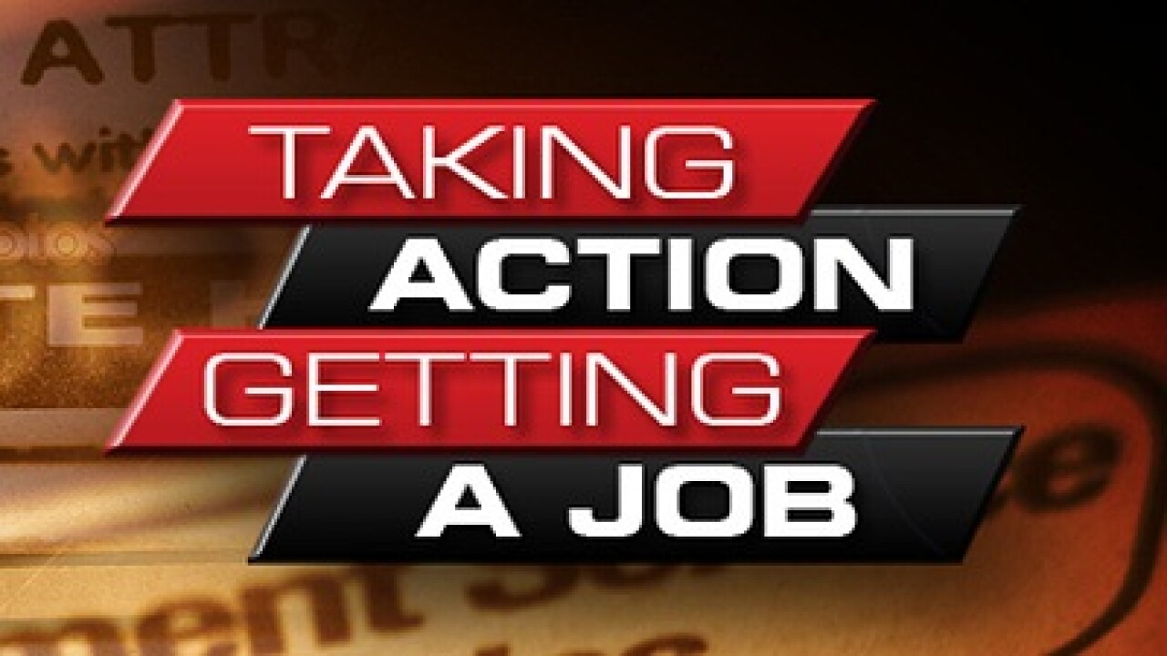 Taking Action Getting a Job: Production Assembler