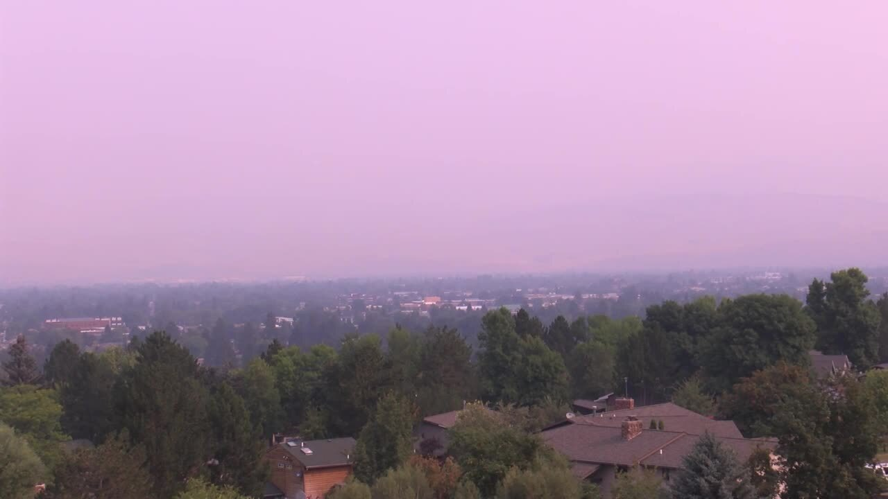 Missoula Valley Smoke 824