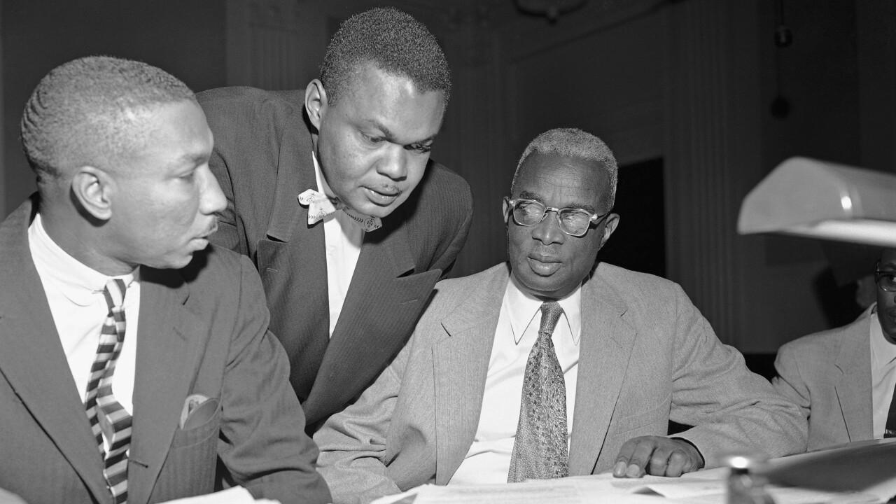 Civil Rights Desegregation 1955