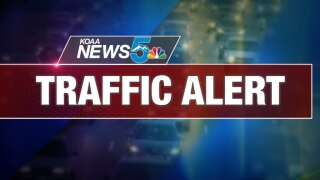 Lane closure coming to stretch of I-25 gap