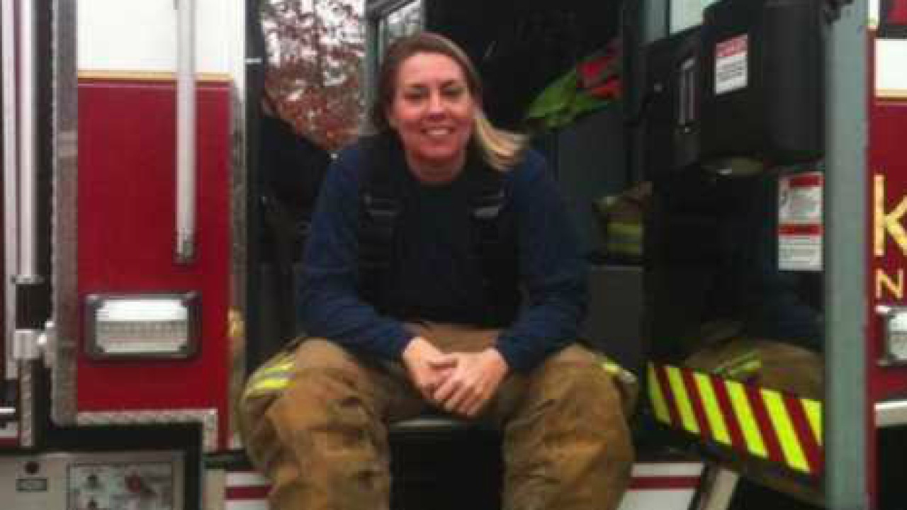 Chesapeake firefighter in desperate need of stem cell transplant shares message