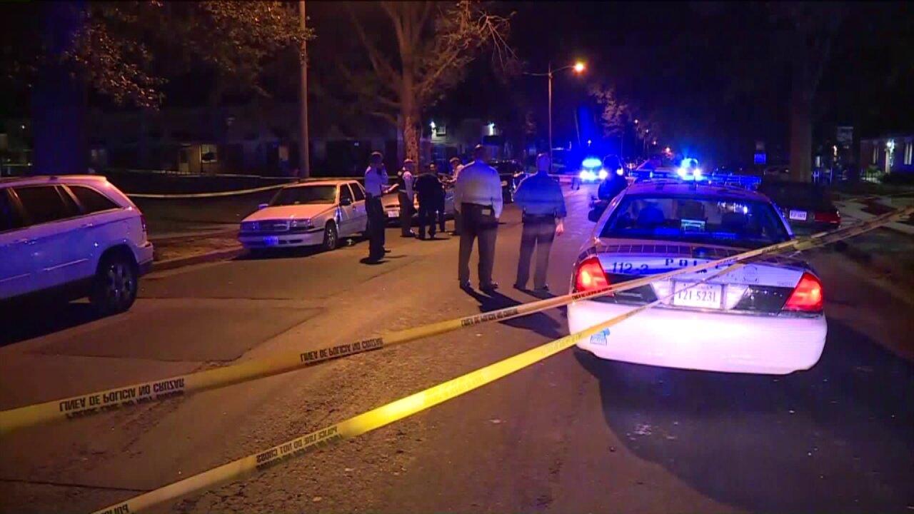 14-year-old Richmond girl describes being shot after street groupsbattle