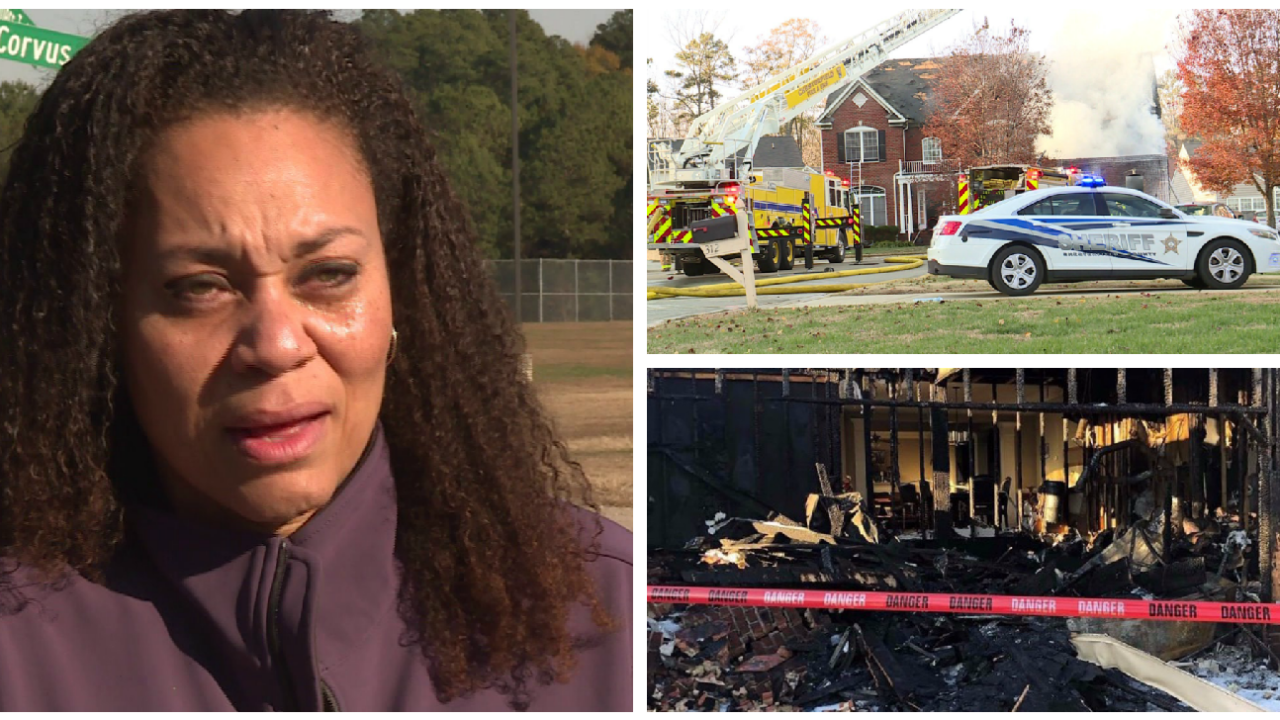 Community rallies behind Chester family who lost everything in house fire: 'We are in thistogether'