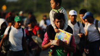 White House issues new rule limiting asylum seekers