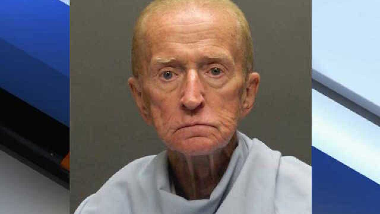 Police arrest 80-year-old armed bank robber in Tucson