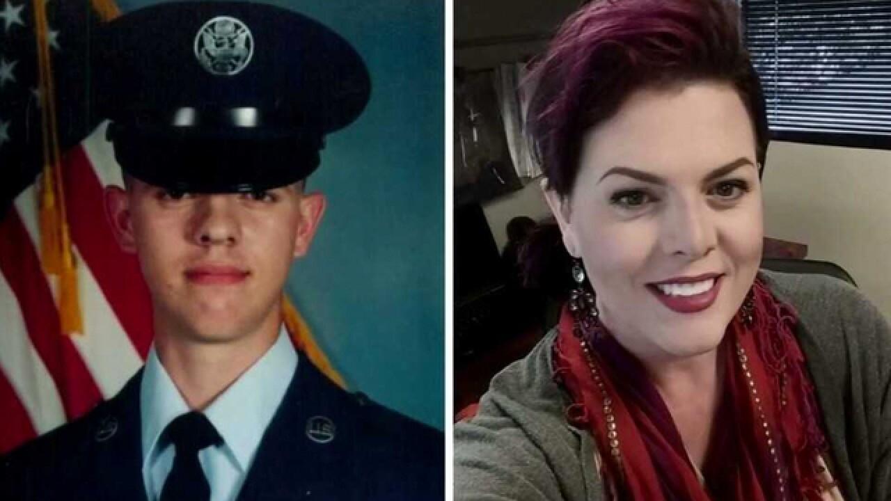 Transgender Veteran Speaks Out On Ban Of Some Transgender Troops