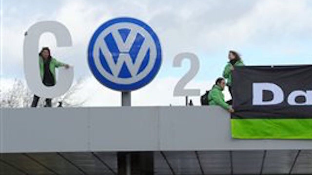 Volkswagen's $15B settlement given preliminary approval by judge