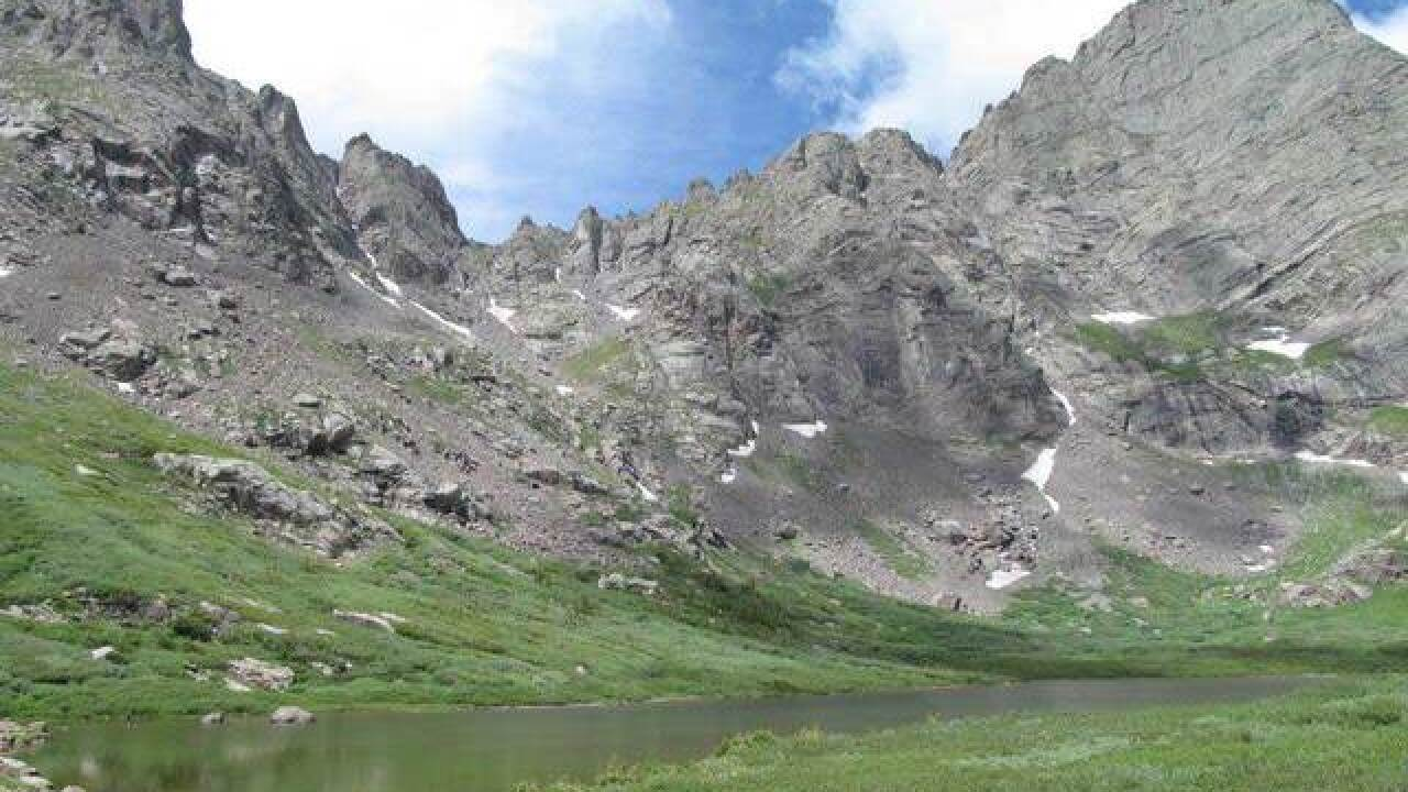 Hiker from Parker dies in fall on 14er -- Crestone Needle