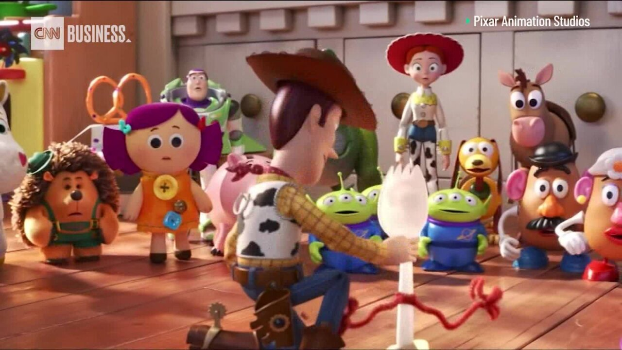 Toy Story 4 dominates weekend box office but doesn't top Disney's high expectations