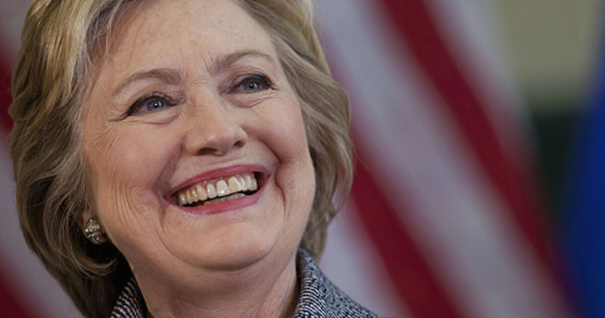 Is Hillary Clinton considering another run for president?